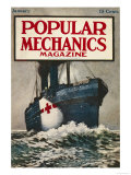 Popular Mechanics, Jan 1915 Art