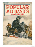 Popular Mechanics, November 1917 Premium Giclee Print