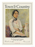 Town & Country, March 20th, 1919 Prints