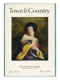 Town & Country, January 15th, 1923 Posters