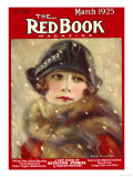 Redbook, March 1925 Premium Giclee Print