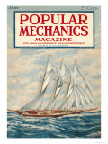 Popular Mechanics, June 1923 Premium Giclee Print