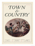 Town & Country, August 8th, 1914 Prints
