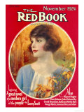 Redbook, November 1924 Prints