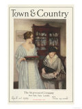 Town & Country, April 20th, 1919 Premium Giclee Print