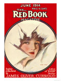 Redbook, June 1914 Poster