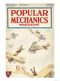 Popular Mechanics, November 1918 Premium Giclee Print
