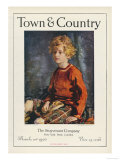 Town & Country, March 20th, 1920 Posters