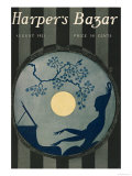 Harper&#39;s Bazar, August 1921 Posters