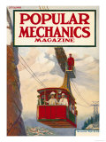 Popular Mechanics, July 1913 Posters