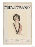 Town & Country, February 28th, 1914 Premium Giclee Print