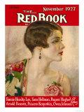 Redbook, November 1927 Posters