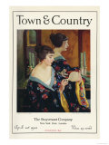 Town & Country, April 20th, 1921 Posters
