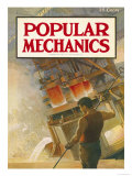 Popular Mechanics, February 1913 Prints