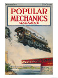 Popular Mechanics, November 1922 Premium Giclee Print
