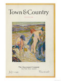 Town & Country, July 1st, 1923 Prints