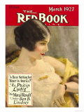 Redbook, March 1927 Print