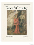 Town & Country, June 1st, 1917 Premium Giclee Print