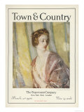 Town & Country, March 10th, 1920 Poster