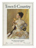 Town & Country, January 1st, 1919 Art