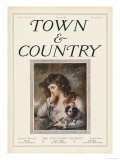 Town & Country, July 18th, 1914 Poster