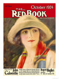 Redbook, October 1924 Prints