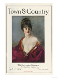 Town & Country, April 10th, 1919 Premium Giclee Print