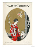 Town & Country, June 20th, 1915 Premium Giclee Print
