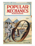 Popular Mechanics, September 1918 Prints