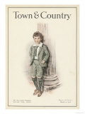 Town & Country, March 10th, 1915 Art