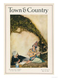 Town & Country, May 10th, 1916 Print