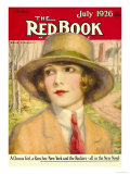 Redbook, July 1926 Posters