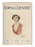 Town & Country, March 7th, 1914 Posters