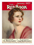 Redbook, January 1927 Prints