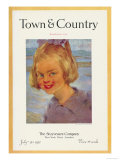 Town & Country, July 15th, 1922 Posters