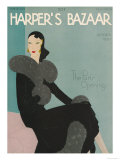 Harper&#39;s Bazaar, October 1930 Posters