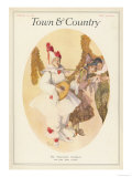Town & Country, February 10th, 1915 Premium Giclee Print