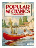 Popular Mechanics, September 1913 Premium Giclee Print