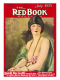 Redbook, July 1925 Prints