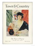 Town & Country, March 1st, 1923 Prints