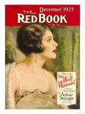Redbook, December 1927 Premium Giclee Print