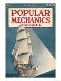 Popular Mechanics, April 1917 Premium Giclee Print