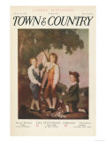 Town & Country, April 4th, 1914 Print
