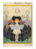 Harper's Bazaar, October 1916 Posters