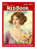 Redbook, July 1922 Posters