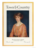 Town & Country, March 1st, 1922 Posters