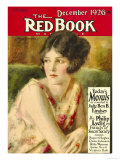 Redbook, December 1926 Prints