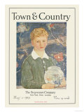 Town & Country, May 1st, 1919 Premium Giclee Print