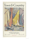 Town & Country, July 10th, 1920 Posters