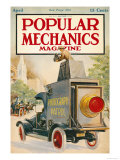Popular Mechanics, April 1916 Premium Giclee Print